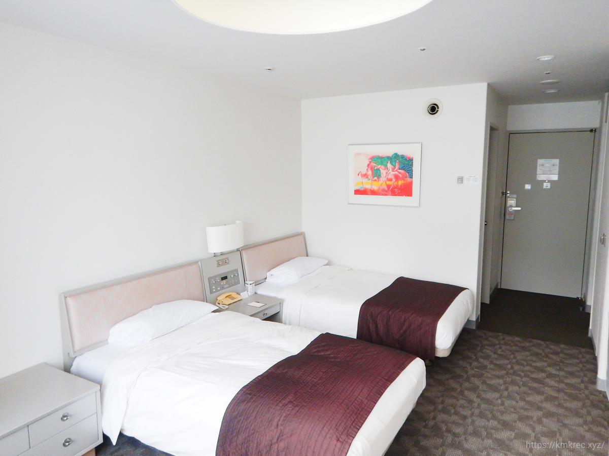 新富良野プリンスホテルの客室